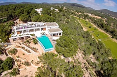 4 bedroom villa in Ibiza