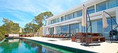 Large villa in Ibiza to rent