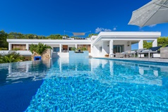 Luxury villa in Ibiza, Spain