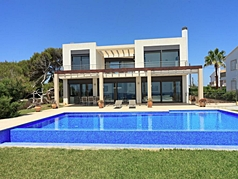 villa rental in Mallorca