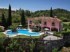 villa in the Costa del Sol