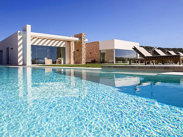 Exclusive villa to rent in Ibiza