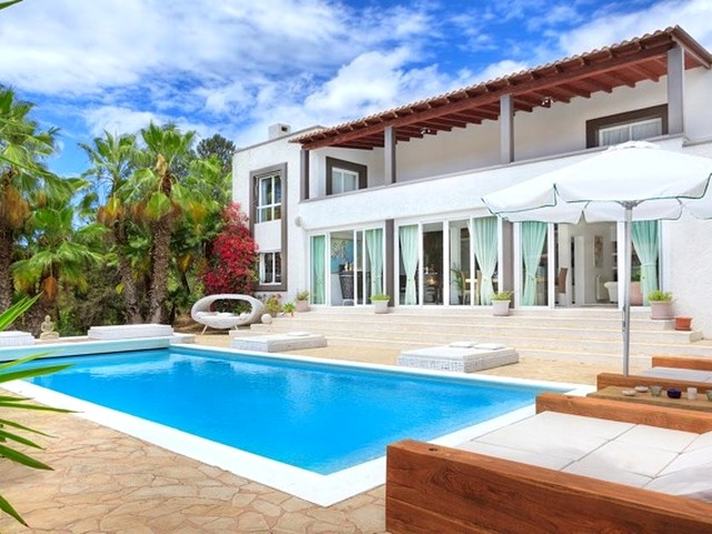 large villa for rent in ibiza