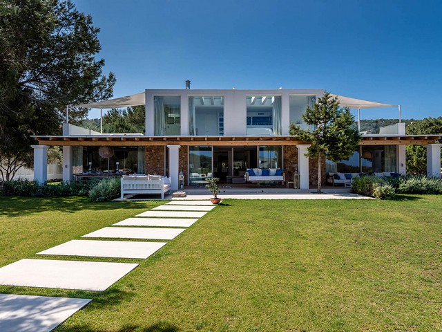 modern villa to rent in ibiza