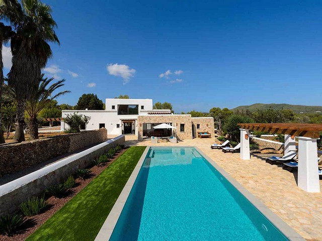 Stunning 5 bedroom holiday villa in San Lorenzo, Ibiza