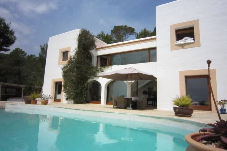 Private villa in the La Morna Valley, Santa Eulalia Del Rio, Ibiza