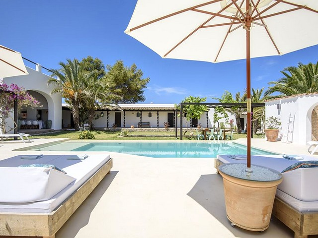 Villa for rent in Ibiza