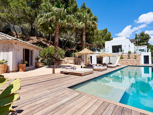 Holiday villa in Ibiza