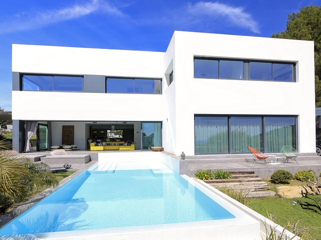 Beautiful villa to rent near Ibiza Town