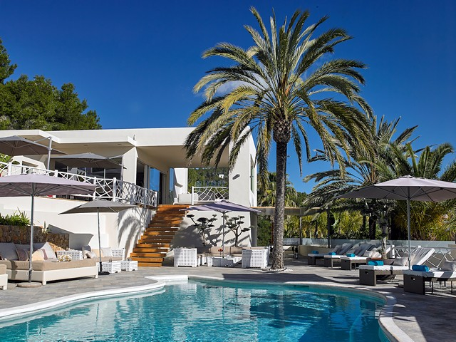 Holiday villa near Ibiza town