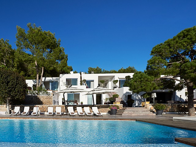 Large villa to rent in Ibiza Town
