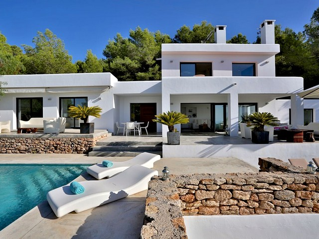 Luxury holiday villa in Ibiza