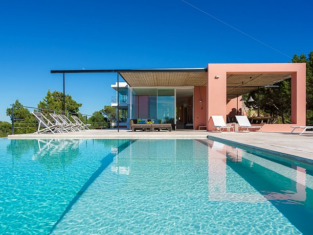 Villa with amazing pool Sant Agusti, Ibiza