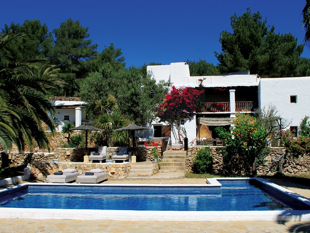 Beautiful big finca for rent in San Jose, Ibiza